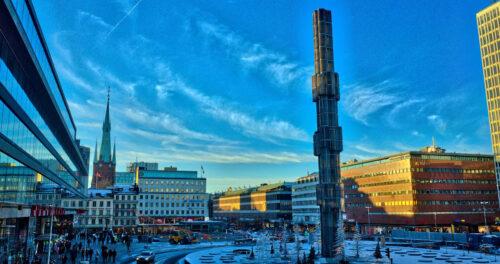 cosa vedere nella City di Stoccolma, Sergels Torg