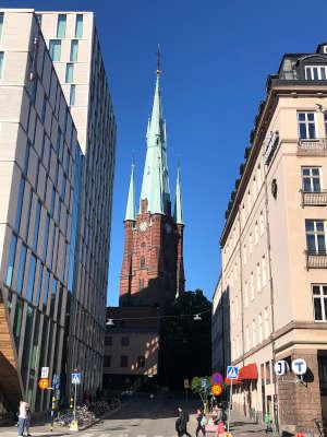 Cosa vedere nella City di Stoccolma: la chiesa di Santa Clara