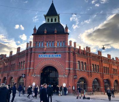 Östermalms Saluhall: il mercato coperto di Stoccolma