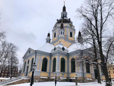 chiesa katarina a Södermalm