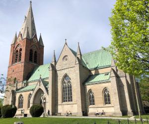 Chiesa di San Nikolai a Örebro