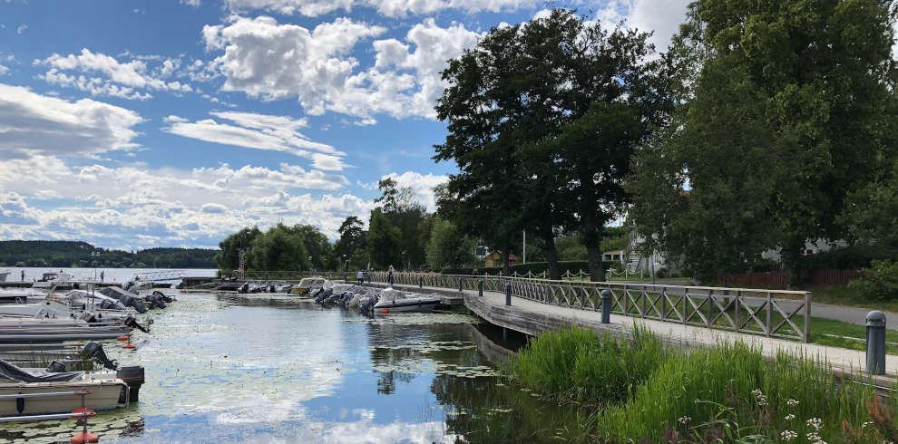 Tour Sigtuna lago Mälaren
