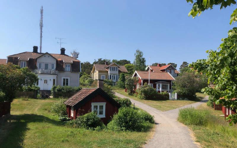 Arcipelago di Stoccolma Sandhamn