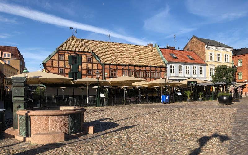 Lilla Torg a Malmö